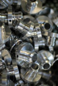décolletage de pièces pour ballustrade, secteur bâtiment
